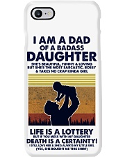I Am A Dad Of A Badass Daughter Phone Case thumbnail