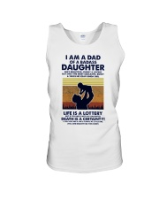 I Am A Dad Of A Badass Daughter Unisex Tank thumbnail