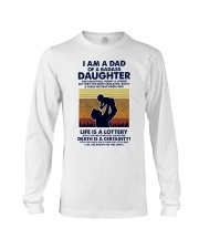 I Am A Dad Of A Badass Daughter Long Sleeve Tee thumbnail