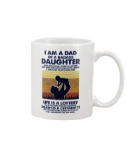 I Am A Dad Of A Badass Daughter Mug thumbnail