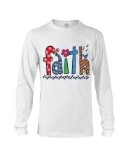 Faith Long Sleeve Tee front