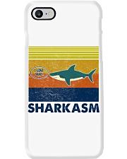 Sharkasm I Love Salad Phone Case thumbnail
