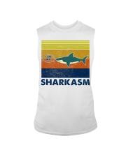 Sharkasm I Love Salad Sleeveless Tee thumbnail