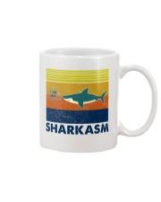 Sharkasm I Love Salad Mug thumbnail