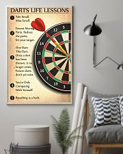 Darts Life Lessons 24x36 Poster lifestyle-poster-1