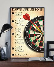 Darts Life Lessons 24x36 Poster lifestyle-poster-2