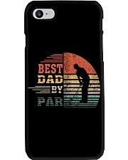 Best Dad By Par Phone Case tile