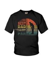 Best Dad By Par Youth T-Shirt tile