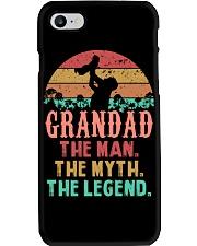 Grandad The man The Myth Phone Case tile