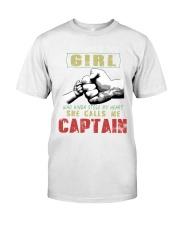 CAPTAIN Classic T-Shirt front