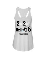 66th Birthday 66 Years Old Ladies Flowy Tank thumbnail