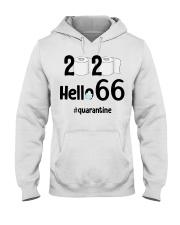 66th Birthday 66 Years Old Hooded Sweatshirt thumbnail