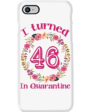 46th Birthday 46 Years Old Phone Case thumbnail