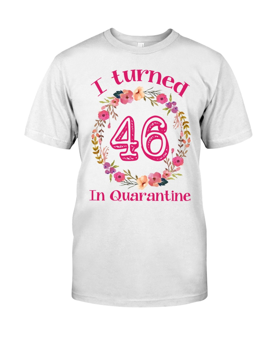 46th Birthday 46 Years Old Classic T-Shirt