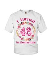 46th Birthday 46 Years Old Youth T-Shirt thumbnail