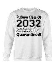 Kindergarten Future Class Of 2032 Crewneck Sweatshirt thumbnail