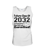 Kindergarten Future Class Of 2032 Unisex Tank thumbnail