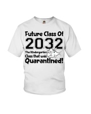 Kindergarten Future Class Of 2032 Youth T-Shirt thumbnail