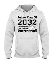 Kindergarten Future Class Of 2032 Hooded Sweatshirt thumbnail