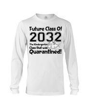 Kindergarten Future Class Of 2032 Long Sleeve Tee thumbnail