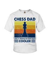 Chess Dad Like A Regular Dad But Cooler Youth T-Shirt thumbnail