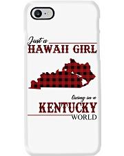 Just A Hawaii Girl Inkentucky Phone Case thumbnail