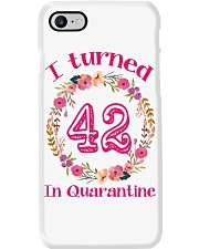 42nd Birthday 42 Years Old Phone Case thumbnail