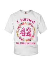 42nd Birthday 42 Years Old Youth T-Shirt thumbnail