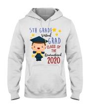 5th Grade Boy Hooded Sweatshirt thumbnail