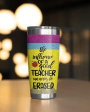 The Influence of a Good Teacher Can Never Be Erase 20oz Tumbler aos-20oz-tumbler-lifestyle-front-04