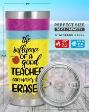 The Influence of a Good Teacher Can Never Be Erase 20oz Tumbler aos-20oz-tumbler-lifestyle-front-47