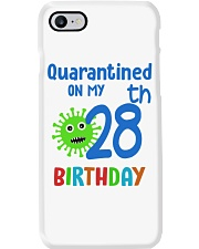 Quarantined On 28th My Birthday 28 Phone Case thumbnail