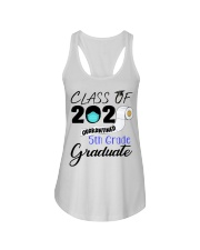 Class Of 2020 Quarantined 5th Grade Graduate Ladies Flowy Tank thumbnail