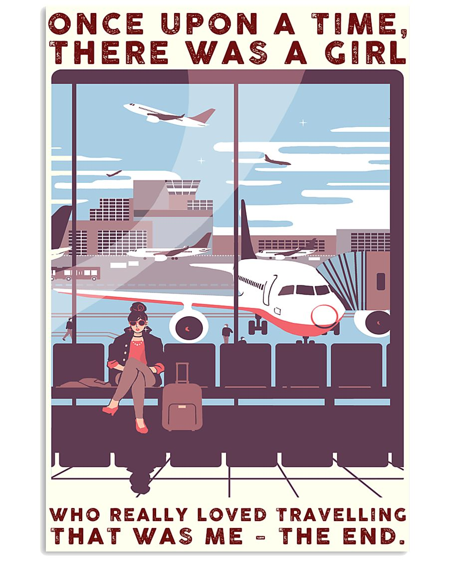 Travelling Once Upon A Time 24x36 Poster
