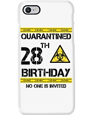 28th Birthday 28 Years Old Phone Case thumbnail