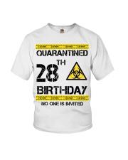 28th Birthday 28 Years Old Youth T-Shirt thumbnail