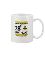 28th Birthday 28 Years Old Mug thumbnail