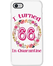 66th Birthday 66 Years Old Phone Case thumbnail