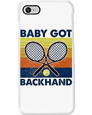 Baby Got Backhand-Tennis Phone Case tile
