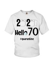 70th Birthday 70 Years Old Youth T-Shirt thumbnail