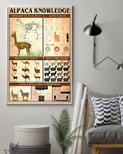 Alpaca Knowledge  24x36 Poster lifestyle-poster-1