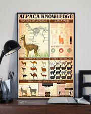 Alpaca Knowledge  24x36 Poster lifestyle-poster-2