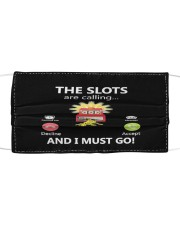 Casino The Slots Are Calling And I Must GO Mask tile