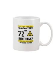 72nd Birthday 72 Years Old Mug thumbnail