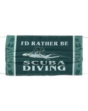 FM00222STORE I'd Rather Be Scuba Diving  Mask tile