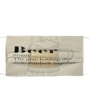 Beer definition Cloth face mask thumbnail