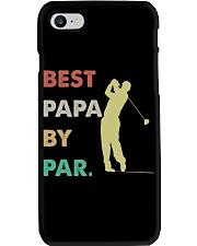Best Papa By Par Golf Life Phone Case thumbnail