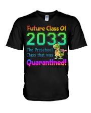 Preschool V-Neck T-Shirt tile