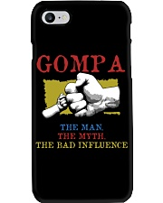 GOMPA The Man The Myth The Bad Influence Phone Case tile