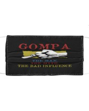 GOMPA The Man The Myth The Bad Influence Mask tile